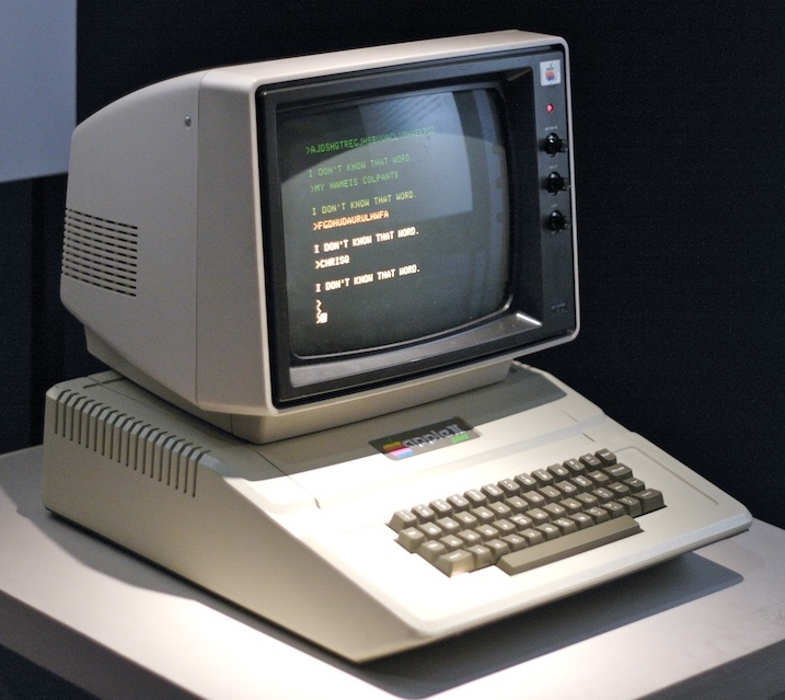 UV: The Mac is the Apple ][ of our times, which is to say